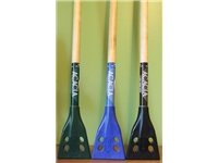 Acacia® Classic Broom <BR> Wood Broomball Stick / Broom