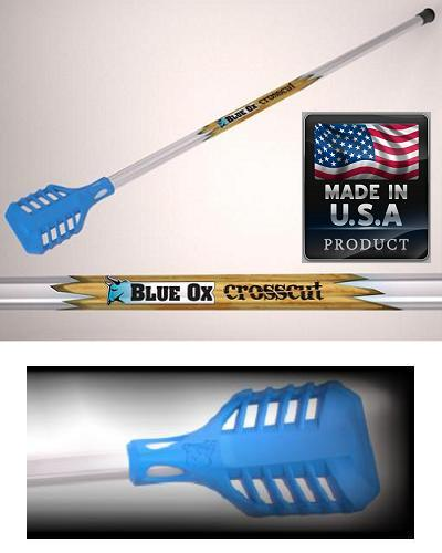 Blue Ox Crosscut <BR> Broomball Stick / Broom