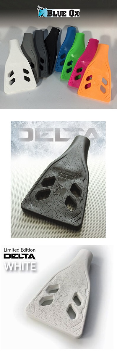 "Blue Ox® Delta Head Only <BR> ""Traditional"" Broomball Head"