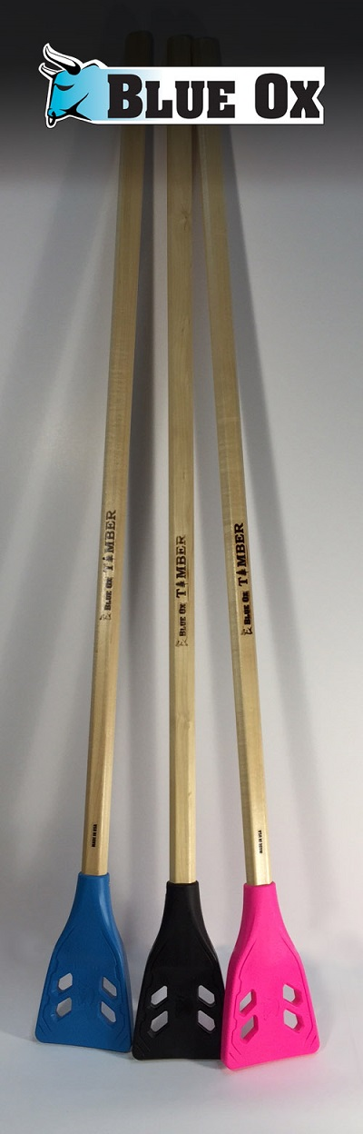 Blue Ox Timber <BR> Broomball Stick / Broom