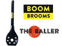 Boom Brooms®  <BR> Aluminum Broomball Stick / Broom