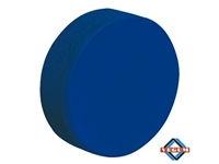 Blue 4 oz Light Weight <BR> Hockey Puck