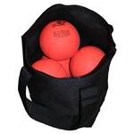 Broomball Ball Bag <BR> Hockey Puck Bag