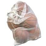 Mesh Ball Bag <BR> Broomball / Basketball