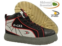 D-Gel® Gripper <BR> Indoor Broomball Shoes
