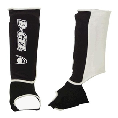 D-Gel® Broomball <BR> Shin Pads / Guards