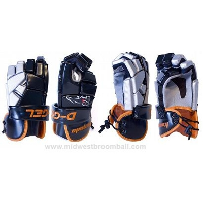 D-Gel® Komodo <BR> Broomball / DEK Hockey Gloves