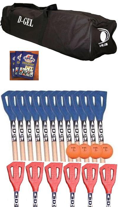 D-Gel® Group Broomball Set