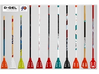 D-Gel® 2018 Aluminum Sticks <BR> Proteam, Gratitude, Powershot, <BR> Precision, Tacktik & Talent