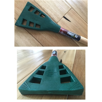 Forest Ice® Pro 400 <BR> Wood Broomball Stick / Broom