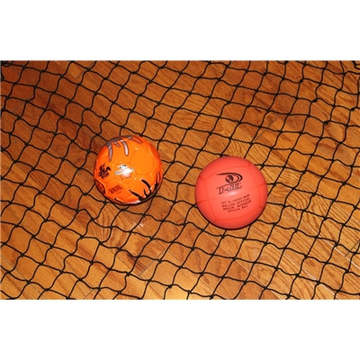 (2.5mm) Broomball Net <BR> Fits 6' H x 8' W Goal