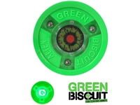 Green Biscuit® Alien <BR> &quot;Light Up&quot; Hockey Puck