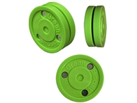 Green Biscuit® <BR> Training Hockey Puck