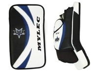 Mylec® Broomball / Street Hockey <BR> Adult / Senior Goalie Blocker