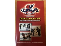 Official USA Broomball <BR> Association Rule Book